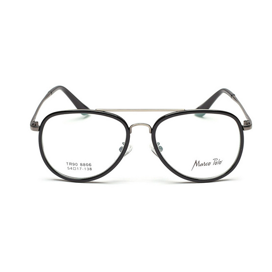 Marco Polo กรอบแว่นตา รุ่น SMRE8806 C1 สีดำ