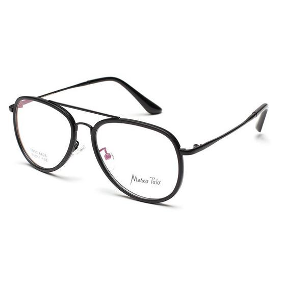 Marco Polo กรอบแว่นตา รุ่น SMRE8806 C2 สีดำด้าน