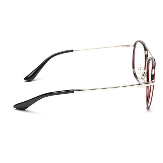 Marco Polo กรอบแว่นตา รุ่น SMRE8806 C4 สีแดง