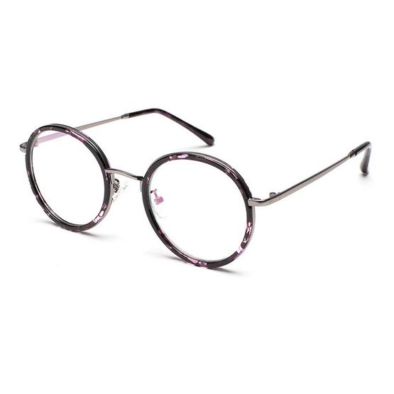Marco Polo กรอบแว่นตา รุ่น EMD2942 C97 สีม่วงกระ