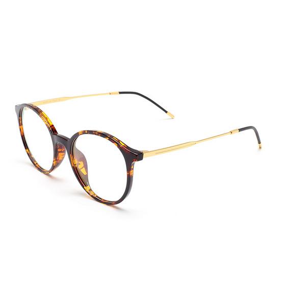 Marco Polo กรอบแว่นตา รุ่น EMD2958 C55 สีน้ำตาลกระ