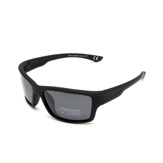 Marco Polo แว่นกันแดด รุ่น PL62 C02 สีดำด้าน