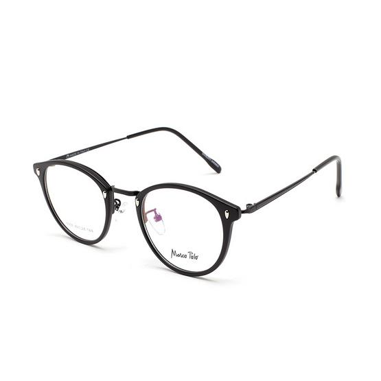 Marco Polo กรอบแว่นตา รุ่น EMN6918 C2 สีดำด้าน