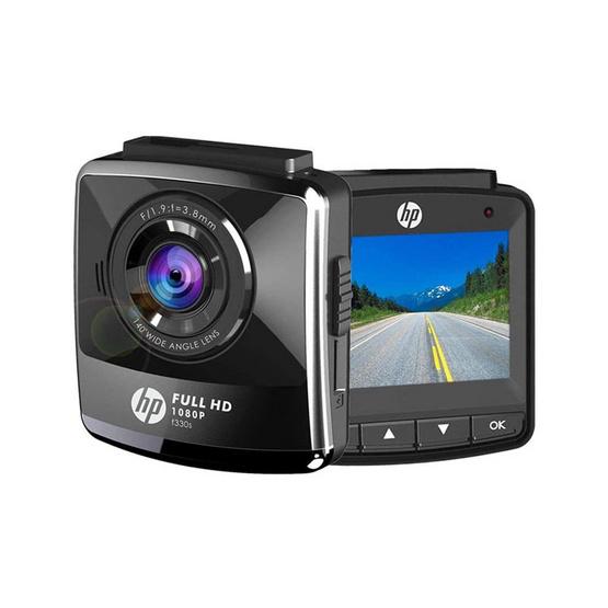HP กล้องติดรถยนต์ Car Camcorder Full HD 1080P รุ่น F330 S