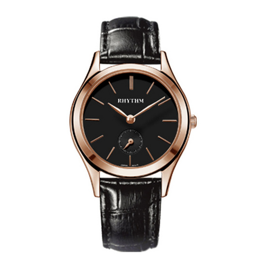 Rhythm นาฬิกาข้อมือ รุ่น P1302L06
