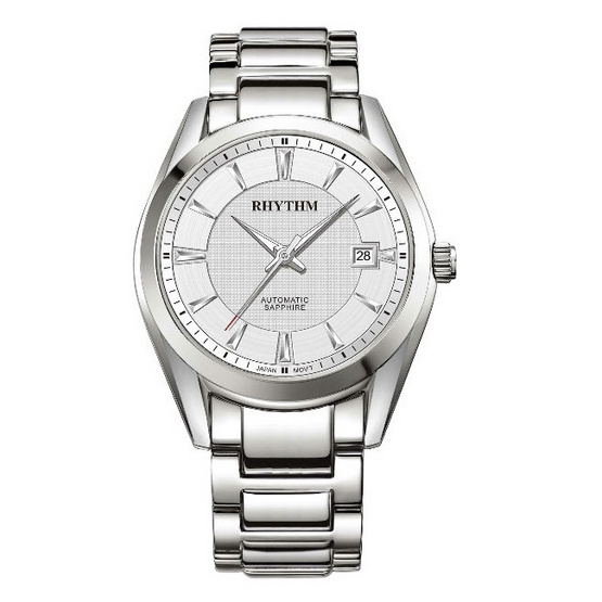 Rhythm นาฬิกาข้อมือ รุ่น Automatic A1401S01