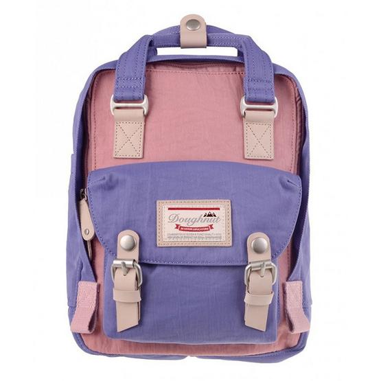 Doughnut กระเป๋าเป้ รุ่น Macaroon D010-9076-F สี Rose x Taro