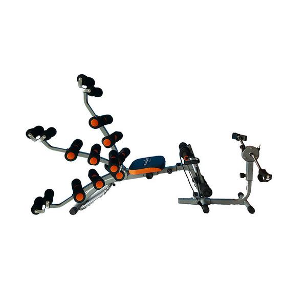 Six Pack Care with Pedal เครื่องออกกำลังกายและบริหารหน้าท้องพร้อมที่ปั่นจักรยาน