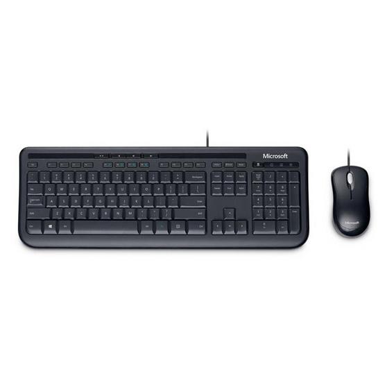 Microsoft Wired Desktop 600 Thai English Keyboard