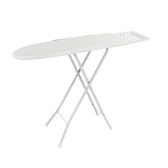 C.I.T.โต๊ะรีดผ้า 6 ระดับ สีออฟไวท์