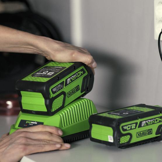 Greenworks แบตเตอรี่ 40V 4Ah