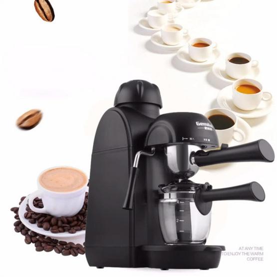 JOWSUA เครื่องชงกาแฟสดพร้อมทำฟองนมในเครื่องเดียว The Coffee Maker