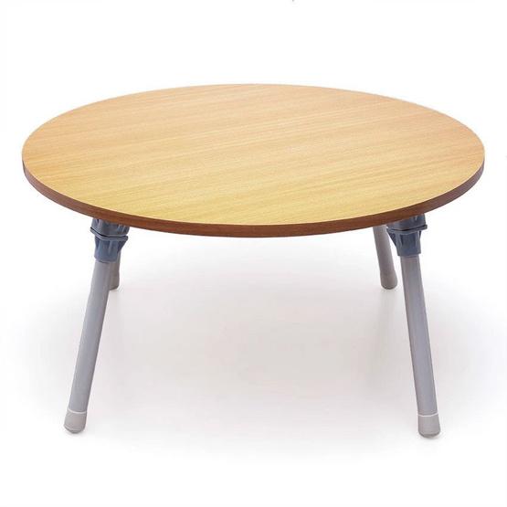 โต๊ะพับญี่ปุ่น ทรงกลม
