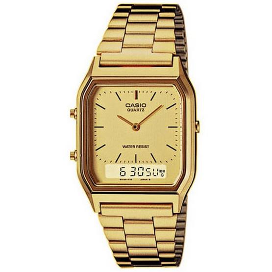 CASIO นาฬิกาข้อมือ รุ่น AQ-230GA-9DMQ