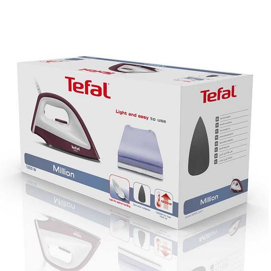 TEFAL เตารีดแห้ง FS2622