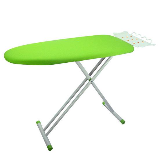 C.I.T. โต๊ะรีดผ้าไอน้ำขาที