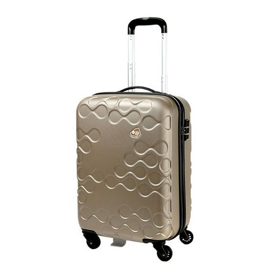 KAMILIANT กระเป๋าเดินทาง HARRANA TSA  28 นิ้ว IVORY GOLD