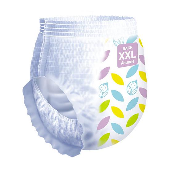 กางเกงผ้าอ้อมสำเร็จรูป คิระ คิระ เพียวร์แอนด์ซอฟต์ ไซส์ XXL 32 ชิ้น