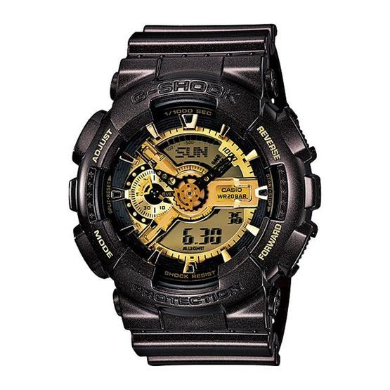 G-Shock นาฬิกาข้อมือ รุ่น GA-110BR-5ADR