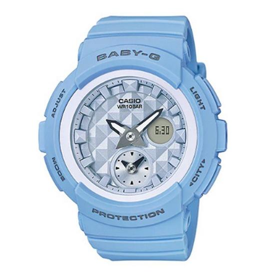 Baby-G นาฬิกาข้อมือ รุ่น Analog-Digital BGA-190BE-2ADR