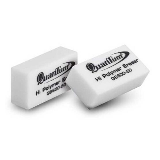 Quantum ยางลบดินสอ QE600-50 (กล่อง 50 ก้อน)