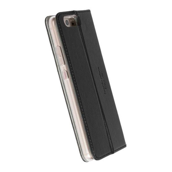 Huawei P10 Lite Malmo 4 Card FolioCase Bk