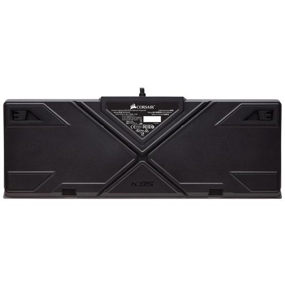 Corsair คีย์บอร์ดเกม K95 RGB Platinium -Cherry MX Speed(TH)