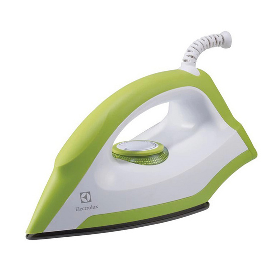 Electrolux เตารีดแห้ง รุ่น EDI1014 สีขาวเขียว