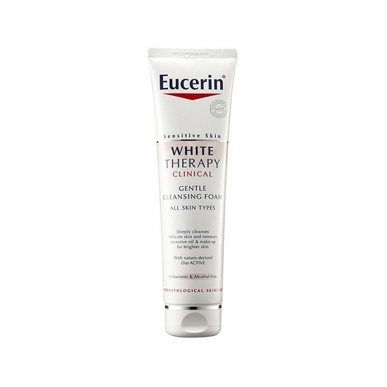 Eucerin White Therapy Clinical Gentle Cleansing Foam 150 g.