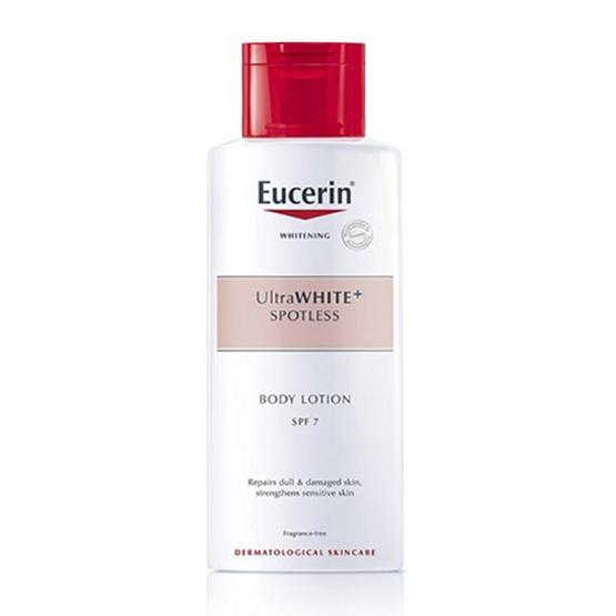 Eucerin Ultra+White Spotless Body Lotion SPF7 250 ml