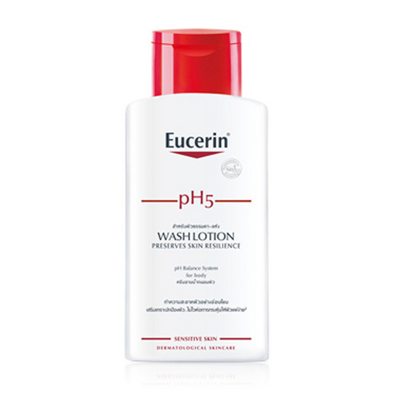 Eucerin PH5 Wash Lotion for Normal Dry Skin 200 ml.