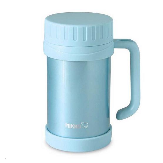Nikko กระติกน้ำสูญญากาศ  TA-CHX50 G 0.5 ลิตร สีฟ้า