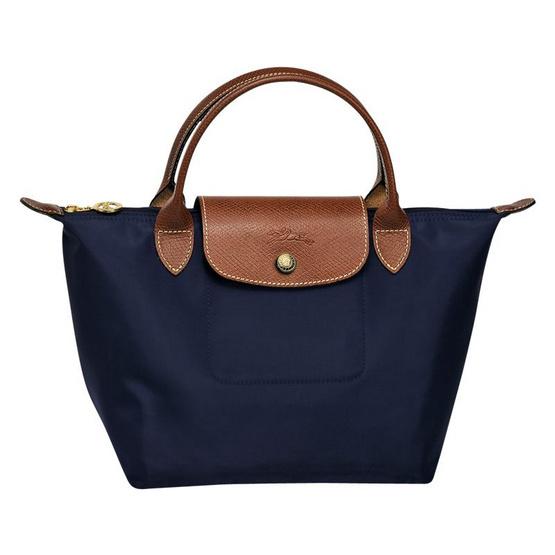 Longchamp กระเป๋า รุ่น Nylon ไซส์ S หูสั้น