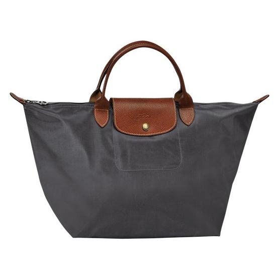 Longchamp กระเป๋า รุ่น Nylon ไซส์ M หูสั้น