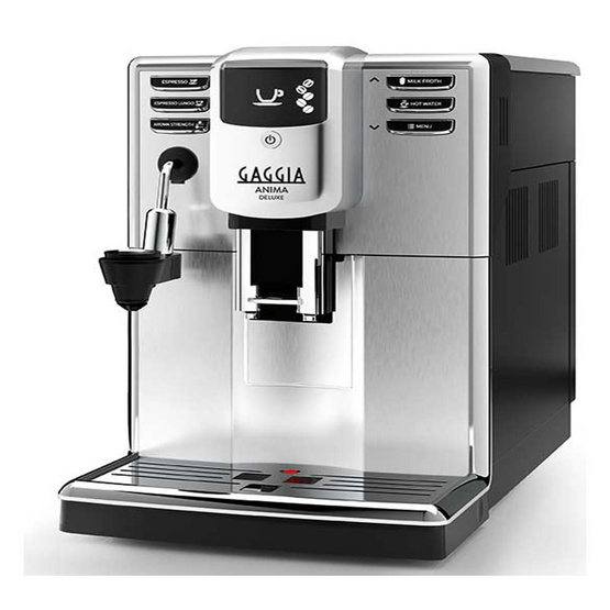 Gaggia เครื่องชงกาแฟ รุ่น ANIMA DELUXE