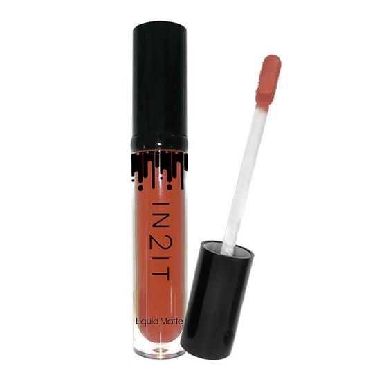 IN2IT Liquid Matte Lipstick #VM05 rogue