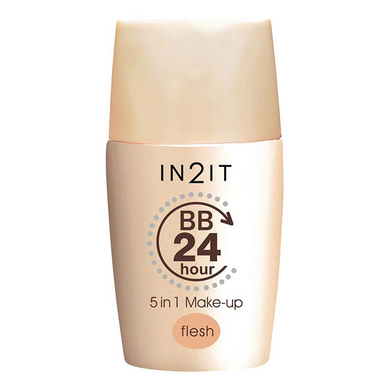 IN2IT BB 24 Hour Make-up #BQH02 flesh