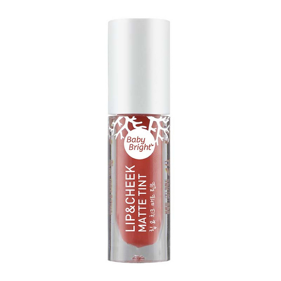 Baby Bright Lip & Cheek Matte Tint #05 Just Peach