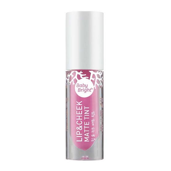 Baby Bright Lip & Cheek Matte Tint #07 French Pink