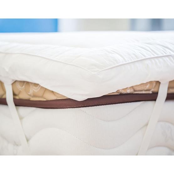 LEREEN ท็อปเปอร์รองที่นอน Supersoft  หนา 3 นิ้ว
