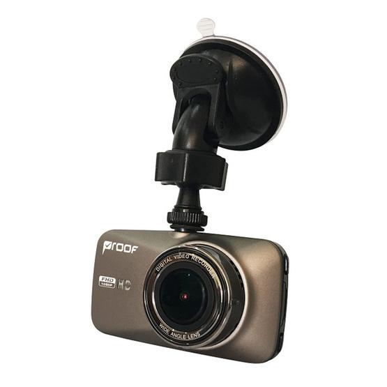 Proof กล้องติดรถยนต์ PF320 Super HD 1080P