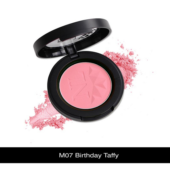Nario Llarias Blusher 3.9 g. #M07 Birthday Taffy