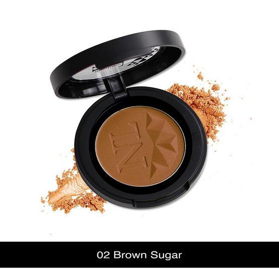 Nario Llarias Contouring 3.9 g. #02 Brown Sugar