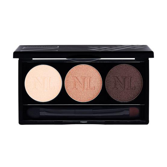 Nario Llarias Eyeshadow Palette #P04 Daily Routine