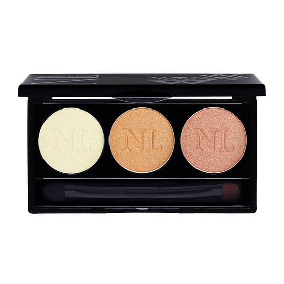 Nario Llarias Eyeshadow Palette #P10 Candy Cane