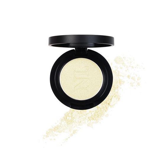 Nario Llarias Eyeshadow Single #02 Lemon Chiffon