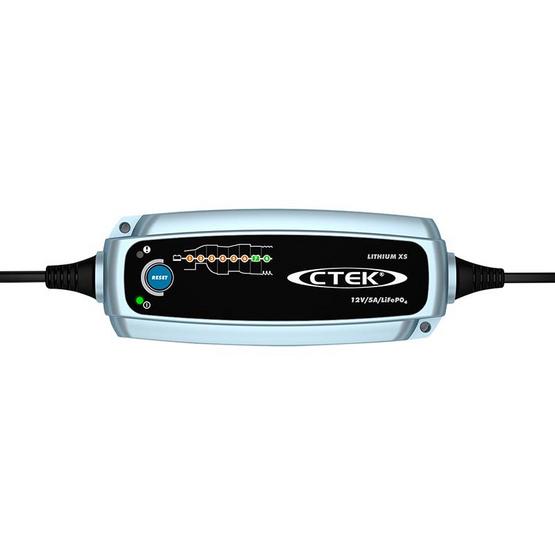 CTEK เครื่องชาร์จแบตเตอรี่อัจฉริยะ รุ่น LITHIUM XS