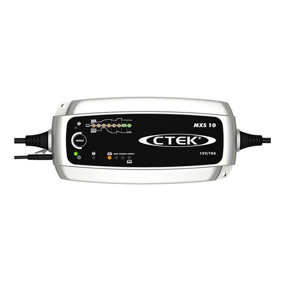CTEK เครื่องชาร์จแบตเตอรี่อัจฉริยะ รุ่น MXS 10