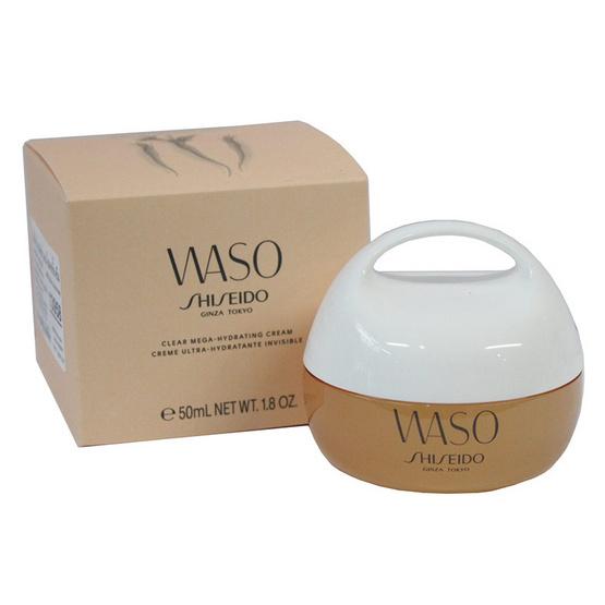 Shiseido Waso Clear Mega-hydrating Cream 50 ml.