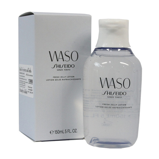 Shiseido Waso Fresh Jelly Lotion 150 ml.